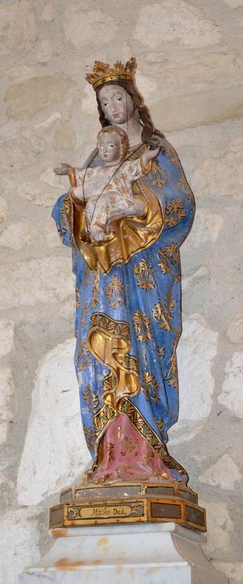 Sainte-Marie, Mère de Dieu (Ronel)