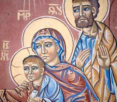 Sainte-Famille Nicolai Greschny