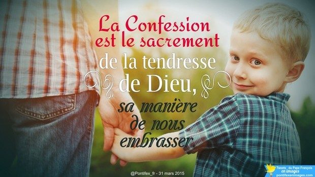 Confession tendresse