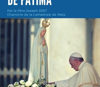 Fatima message JOST