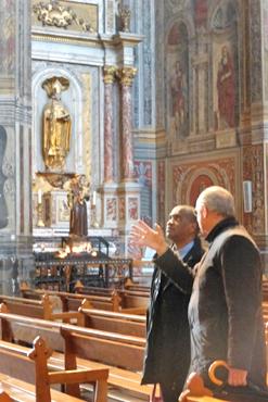 MU Visite Mgr Désiré - 13