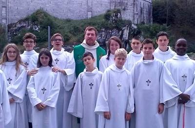 Servants Lourdes