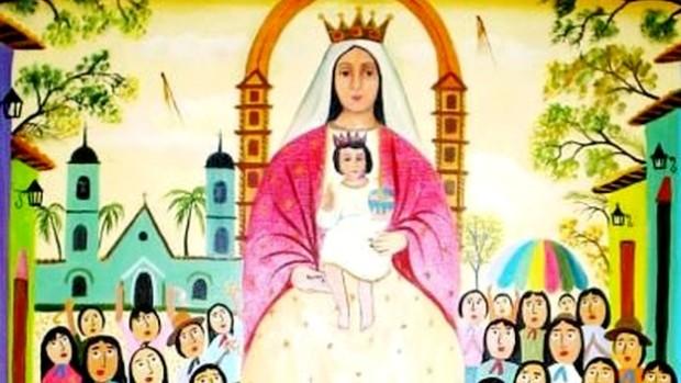 Image Notre Dame de Coromoto