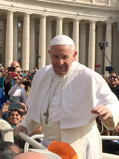 Pape FRANCOIS 1