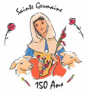 Sainte Germaine Pibrac 150 ans