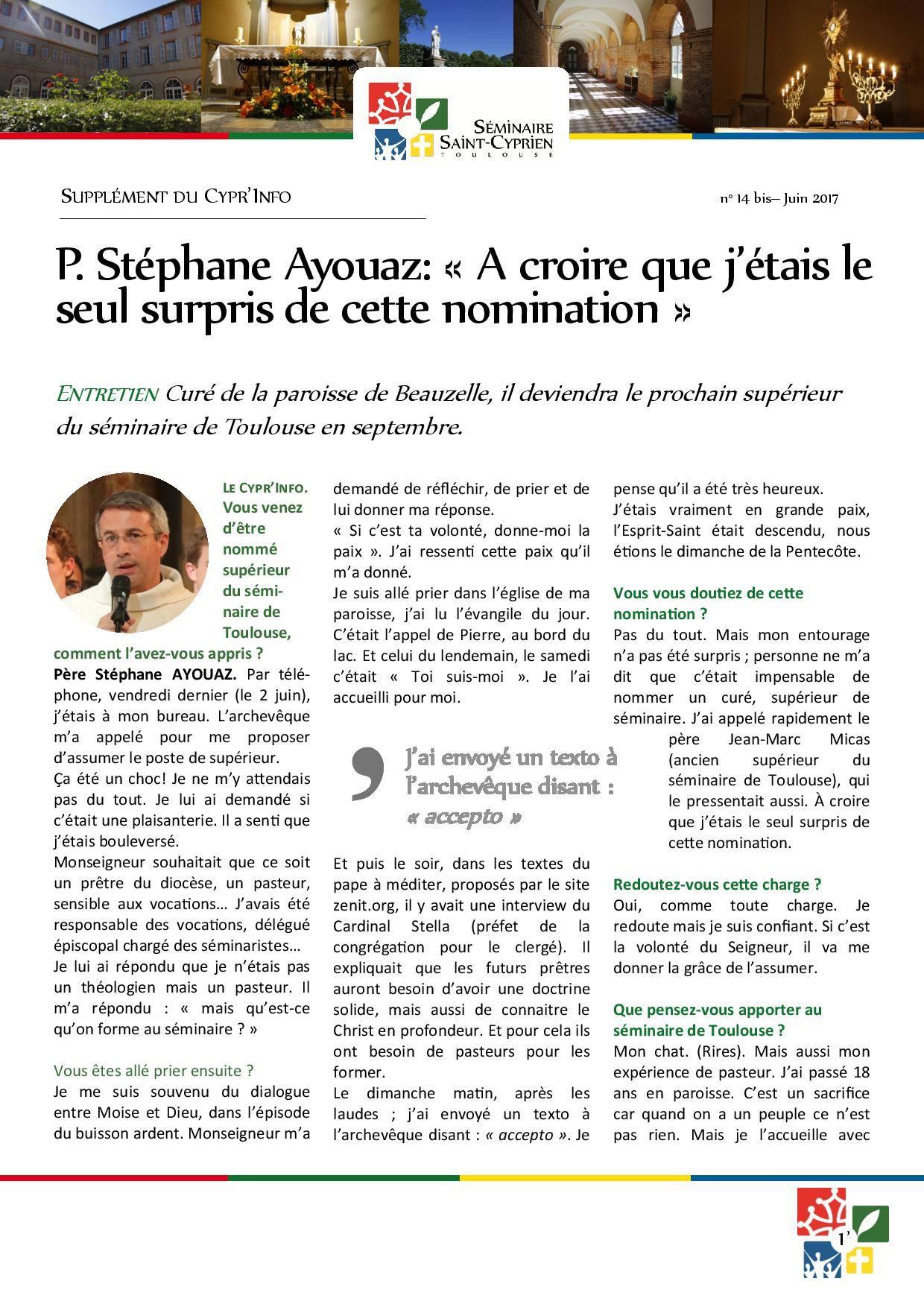 Saint Cyprien Info Ayouaz 1