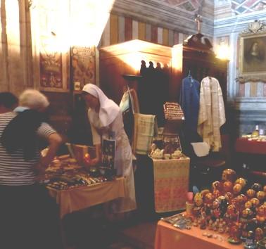 Exposition d'artisanat de Bielorussie