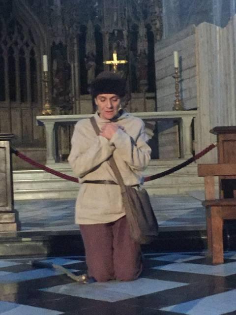 Françoise Thuriès dans les Récits d'un pèlerin russe