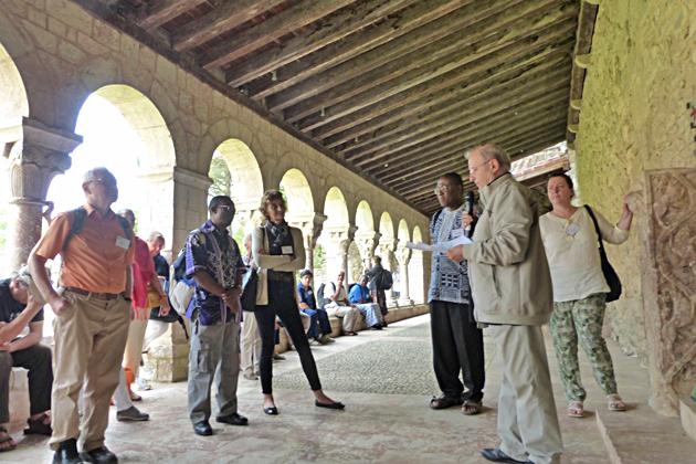 MU Univ été 2017 - P. Michel à St-Michel de Cuxa