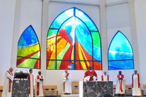 MU Univ été 2017 - chapelle diocésaine St Jean-Paul II