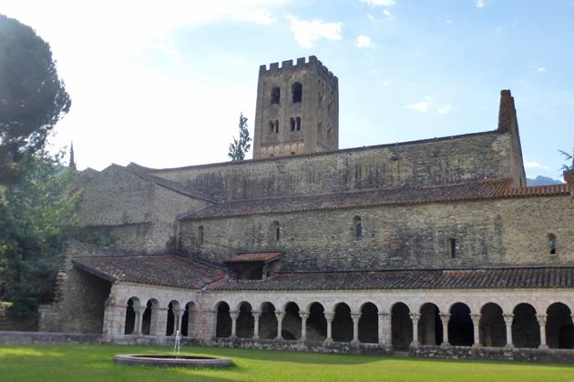 MU Univ été 2017 - monastère de SaintMichel de Cuxa
