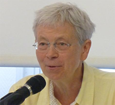 MU Univ été 2017 - sr Geneviève Comeau