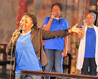 St Sulpice New Gospel Family - vign