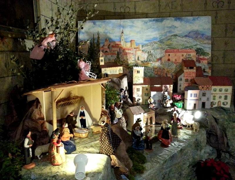 Crèche de Notre-Dame du Bourg à Rabastens