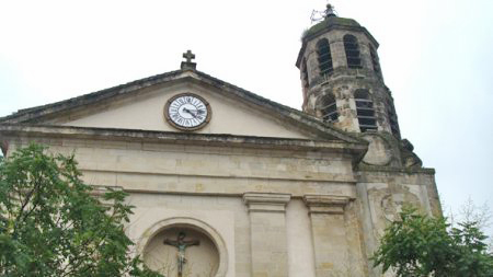 Mazamet St Sauveur 1