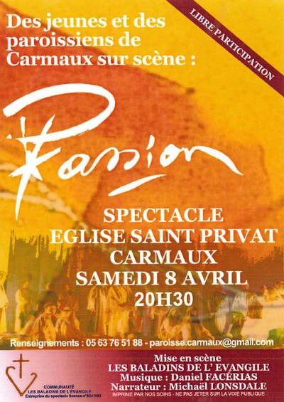Passion Carmaux