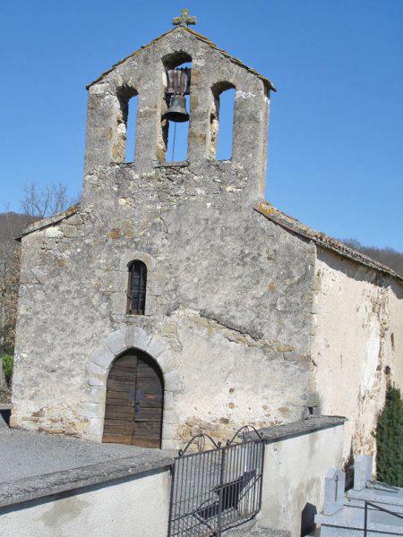 Saint-Marcel Campes Egl St Martial