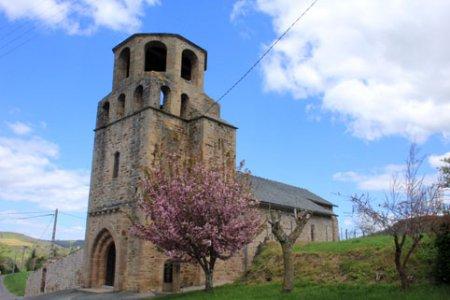 Saint-Marcel de Campes - église Notre-Dame de la Nativité