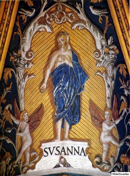 Suzanne et les vieillards - Diocèse d'Albi