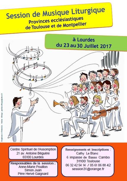 Session musique liturgique