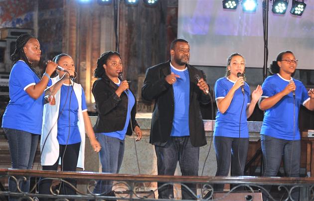 St Sulpice New Gospel Family - 3