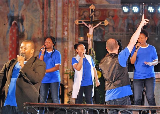 St Sulpice New Gospel Family - 5