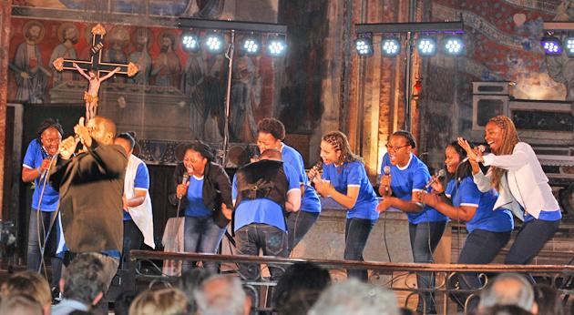 St Sulpice New Gospel Family - 6l