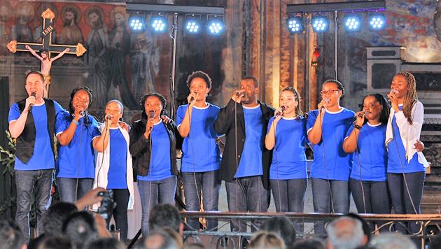 St Sulpice New Gospel Family - 8l