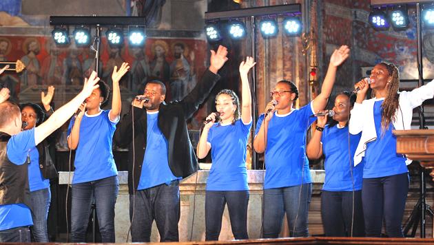 St Sulpice New Gospel Family - 9l