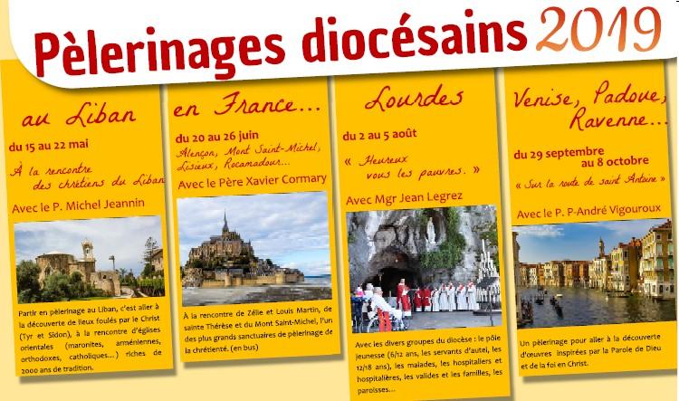 Calendrier Des Pelerinages Lourdes 2019.Pelerinages Diocese D Albi