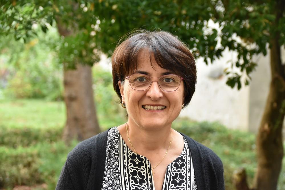 Photo portrait de Françoise Estibals-Carrière