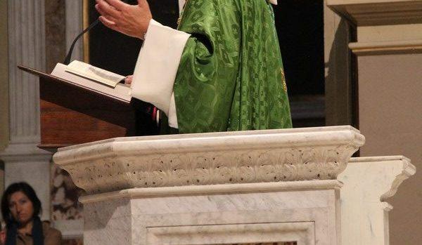 Homelie de Mgr Jean Legrez lors de la messe d'ordination diaconale de Dominique Poinsot
