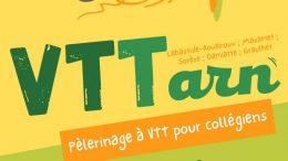 Information pour le VTTarn pèlerinage à VTT pour les collégiens